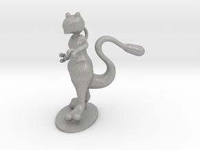 Mewtwo in Aluminum