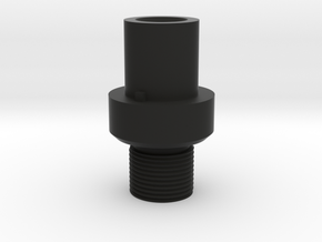 KJW MK.1 Thread Adapter  in Black Natural Versatile Plastic