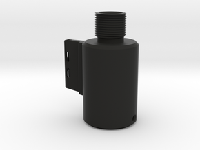 Thread Adapter (With Sight) in Black Strong & Flexible