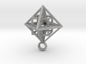 Gorgeous Necklace in Aluminum