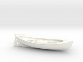 1/48 USN 26-foot Motor whaleboat in White Processed Versatile Plastic