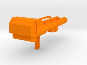 Sentinal Prime Blaster  in Orange Processed Versatile Plastic