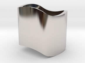 Ambiguous Cylinder Illusion in Platinum