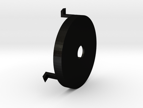 Technics SL-L20(k) TurnTable 45 RPM Adapter in Matte Black Steel