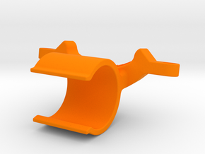 Specialized SWAT / Niteflux Red Zone Adapter in Orange Processed Versatile Plastic