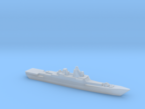 Project 12441U Training Ship, 1/1800 in Smooth Fine Detail Plastic