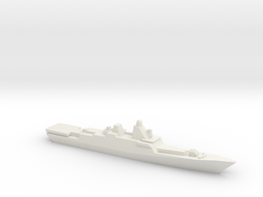 Project 12441U Training Ship, 1/2400 in White Natural Versatile Plastic