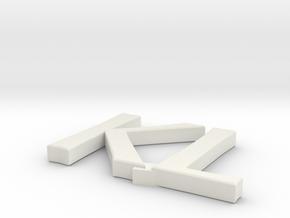 Model-7796da4d0b97a64fd8dc404af64942f7 in White Natural Versatile Plastic