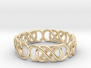 jewelry 16.9mm in 14K Yellow Gold
