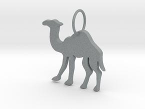 Creator Pendant in Polished Metallic Plastic