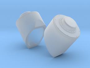 1.8 ANTENNES DAMIEN EC725 in Smooth Fine Detail Plastic