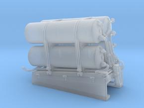 1/72 USN Smoke Screen Generator in Smoothest Fine Detail Plastic