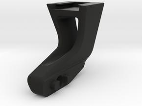 Olympus EE-1 hotshoe adapter for RRS BOEM Rail in Black Natural Versatile Plastic