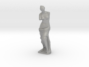 Venus de Milo in Aluminum