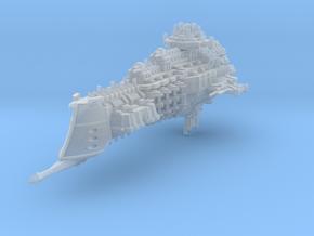 Dominion class battlecruiser in Frosted Ultra Detail