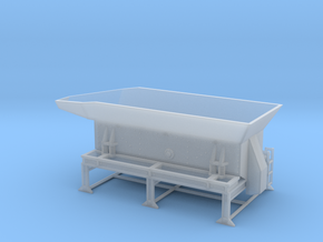 1/87th Crusher Feed Screen plant in Smooth Fine Detail Plastic