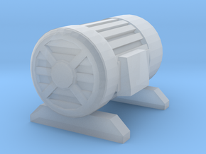 1/64th Crusher plant power unit in Smooth Fine Detail Plastic