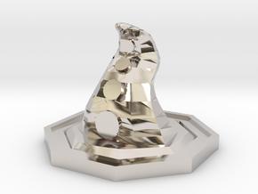 Eldritch token in Platinum