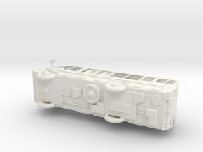 Breaking Bad Motorhome birdhouse in White Strong & Flexible
