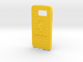 Mercy Galaxy S6 in Yellow Strong & Flexible Polished