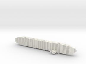 MV Gadila 1/700 in White Natural Versatile Plastic