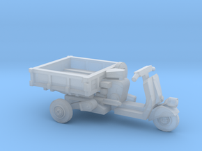 TT Scale Piaggio Ape A 1948 1:120 in Frosted Ultra Detail