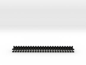 Schaku-Magnetkupplung (vorne glatt) in Black Strong & Flexible