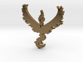 Team Valor - Pokemon Go in Natural Bronze