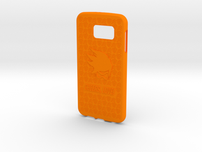 Tracer Galaxy S6 in Orange Strong & Flexible Polished