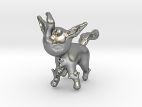 Leafeon in Natural Silver