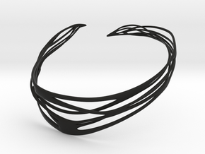 Bifur Necklace in Black Strong & Flexible