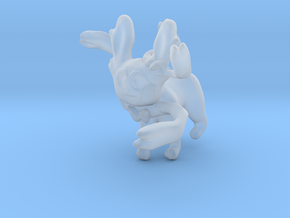 Sylveon in Smooth Fine Detail Plastic