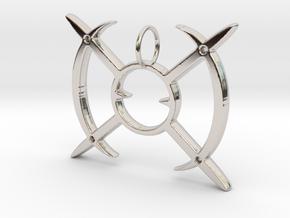 Arceus Pendent  in Platinum