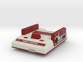 1:6 Nintendo Famicom in Full Color Sandstone