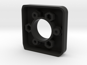 Fanatec 52mm to 50.8mm Adapter in Black Strong & Flexible