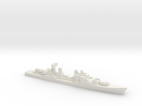 Friesland-class destroyer, 1/3000 in White Strong & Flexible