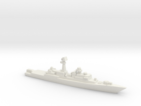 Neustrashimyy-class frigate, 1/3000 in White Strong & Flexible