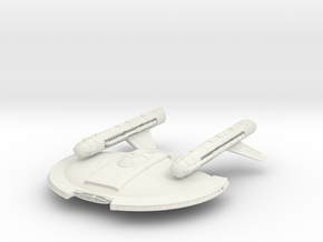 NV 11  Intrepid in White Strong & Flexible