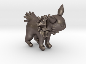 Jolteon in Polished Bronzed Silver Steel