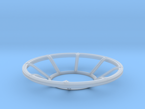 Turret Window v4 in Smooth Fine Detail Plastic