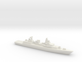 Brandenburg-class FFG, 1/3000 in White Natural Versatile Plastic