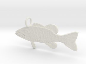 fish sea in White Natural Versatile Plastic