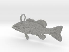 fish sea in Metallic Plastic