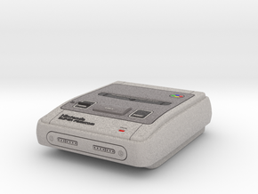 1:6 Nintendo Super Famicom in Full Color Sandstone