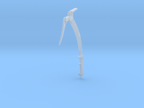 TOMB RAIDER Climbing Axe - Game Version (1:6) in Frosted Ultra Detail