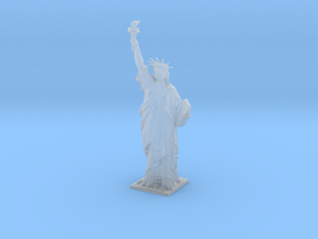 Statue of Liberty 150mm in Smooth Fine Detail Plastic