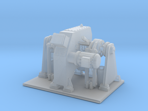 STANTUG 1907 - anchorwinch in Smooth Fine Detail Plastic