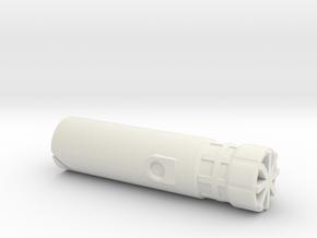 1/72 Scale Mk 52 Mine in White Natural Versatile Plastic