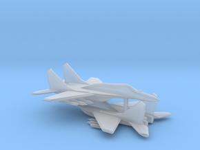 1/350 MiG-29SMT 'Fulcrum-E' (x2) in Smooth Fine Detail Plastic