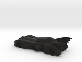 Batmobile HO Scale in Black Natural Versatile Plastic